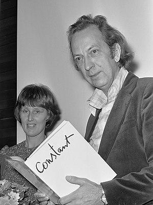 Constant Nieuwenhuys - Constant Nieuwenhuys (1974)