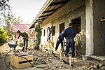 Construction Continues at the Wat Ban Mak School During Exercise Cobra Gold 160209-M-AR450-193.jpg