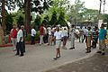 Consultees - Health Check-up Camp - Howrah Swamiji Sangha - Dumurjala - Howrah 2015-04-12 7456.JPG