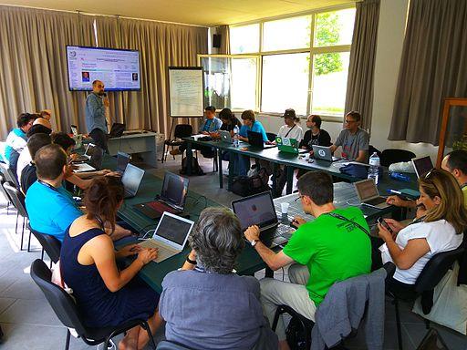 Content Translation training at Wikimania 2016