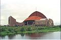 Convention Centre Complex Under Constrution - Science City - Calcutta 1995-08-17 410.JPG