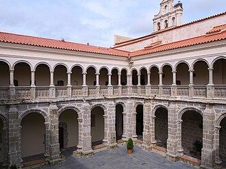 Calera de León - Conventual Santiaguista