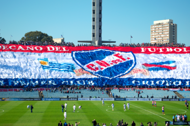 Picture of the match between Nacional and Atletico de Madrid by The EuroAmericana Cup. Copa EuroAmericana - Nacional vs. Atletico Madrid 004.png