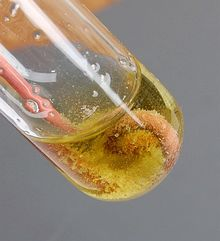 Copper(I) chloride - Simple English Wikipedia, the free encyclopedia