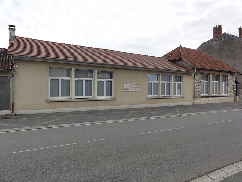 Corbeny (Aisne) école