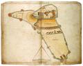 Corfe plan 1586.png