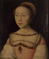Françoise de Longwy, femme de Philippe Chabot