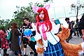 Cosplayer of Ahri, League of Legends at CWT41 20151212e.jpg