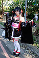 Cosplayer of YaYa, Unbreakable Machine-Doll at CWT42 20160213a.jpg