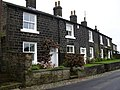 Cottages, Chapel Lane, Holcombe - geograph.org.uk - 957174.jpg