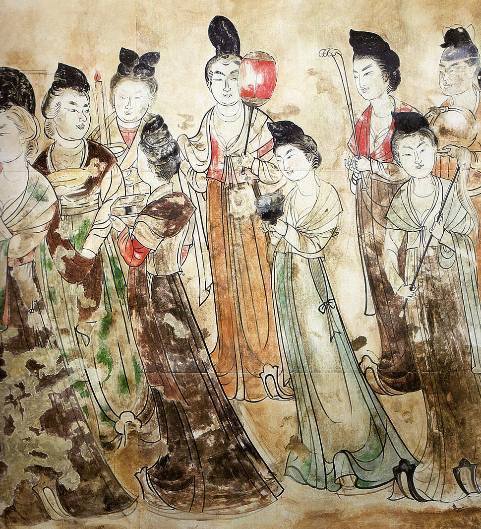 Court Ladies of the Tang