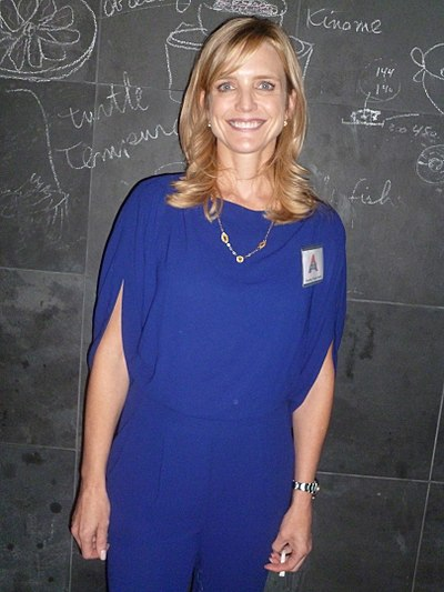 Courtney Thorne Smith, American actress