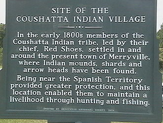 U.S. Route 190 - Image: Coushatta Indian Village Merryville,Louisiana 470