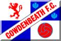 Cowdenbeath FC footie flag.png