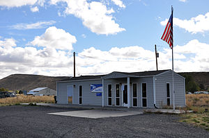 Crane Post Office