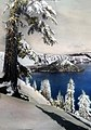 Crater Lake in winter (3680174516).jpg