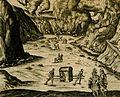 Crater in the Phlegrean fields - Sandys George - 1615.jpg