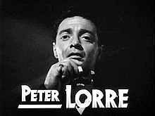 peter lorre cartoon