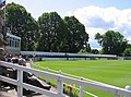 Cricket Pavilion, Newcastle Cricket Club - geograph.org.uk - 490617.jpg
