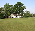 Cricket pavilion - geograph.org.uk - 816967.jpg