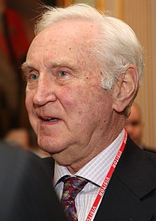 Crispin Tickell in 2011