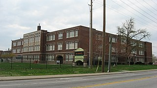Crispus Attucks High School Public medical magnet school in Indianapolis, IN