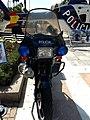 Cuerpo Nacional de Policía (España), motocicleta Kawasaki GPz 550, Patrulla de Seguridad Ciudadana, DGP-G4004 (44035830285).jpg