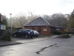 Cuxton - Cuxton Library in 2008