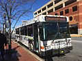 DART First State bus 407 at Wilmington Station.jpg
