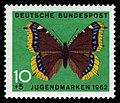 DBP 1962 377 Jugend Schmetterlinge.jpg