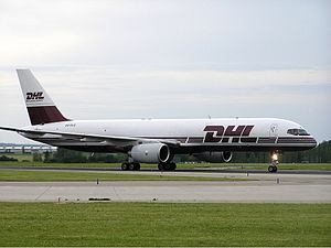 DHL (European Air Transport - EAT) Boeing 757 Janura.jpg
