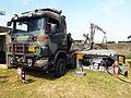 DKLU007662 army transportable fuel station with SCANIA army tuck.JPG