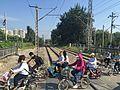 Dachengezhuang level crossing (20160905085151).jpg