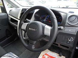 Daihatsu MoveCustom RS-Turbo LA100S Interior.jpg