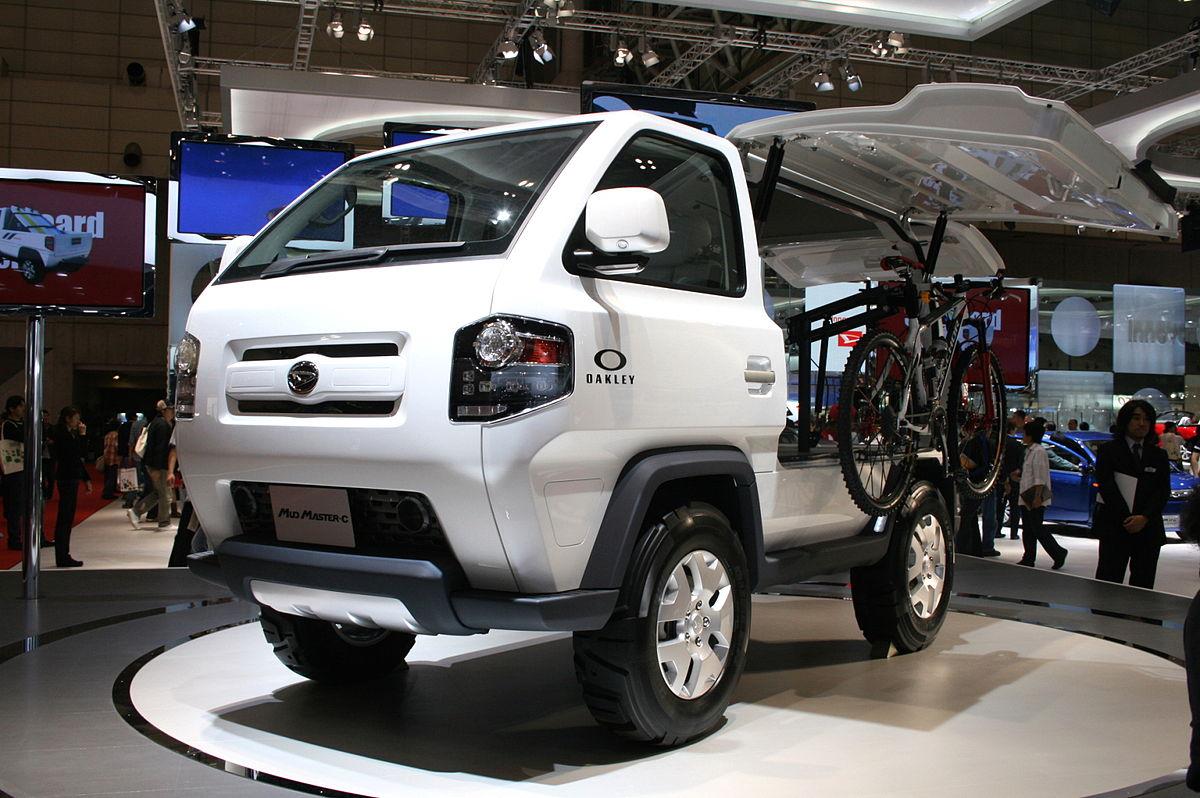 K And K Auto >> Daihatsu Mud Master C - Wikipedia