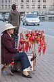 Dalian China Woman-selling-handcrafting-work-01.jpg