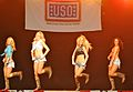 Dallas Cowboys Cheerleaders Performance - U.S. Army Garrison Humphreys, South Korea - 21 December 2011 (6558476513).jpg