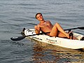 Dan as Captain Kayak 2 (2837837607).jpg