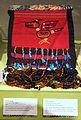 Dance apron, Kwakwaka'wakw, late 1800s, cotton, silk, glass beads, sequins, with trade beads, 1800s - Glenbow Museum - DSC00878.JPG