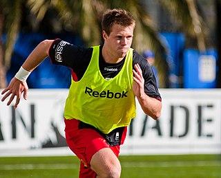 Daniel Mullen Australian soccer player