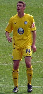 Darren Potter English association footballer