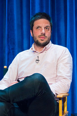 David Caspe - Caspe at the PaleyFest Fall TV Previews 2014 for Marry Me