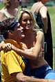 David Hasselhoff and Hayley Roberts (6719099861).jpg