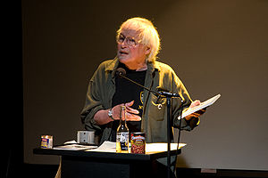 David Meltzer - David Meltzer speaking at Beyond Baroque Literary Arts Center, Venice, California in 2007