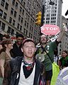 Day 8 Occupy Wall Street September 24 2011 Shankbone 17.JPG