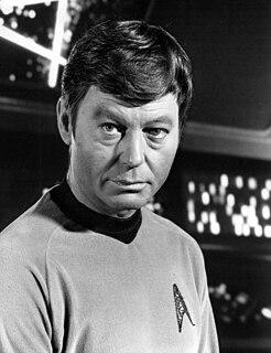 Leonard McCoy Fictional human