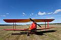 De Havilland Tiger Moth on land @ Ljungbyhed 02.jpg