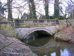Woodford, Greater Manchester - Deanwater Bridge