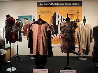Elizabeth Haffenden - Costumes from Ben-Hur (1959)