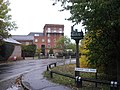 Dedham Mill and Village sign - geograph.org.uk - 1554045.jpg